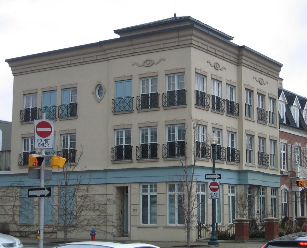 Commercial Stucco Toronto